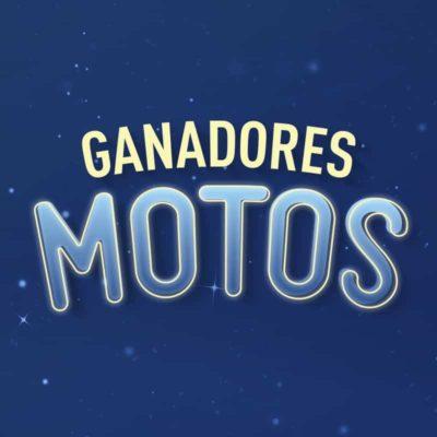 Ganadores Motos