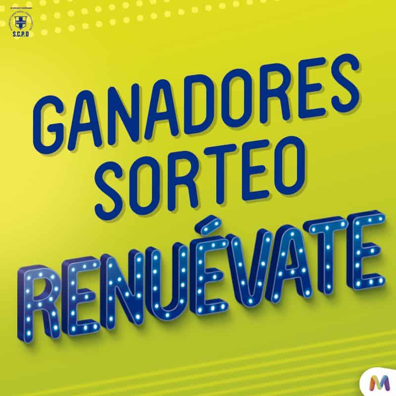 GANADORES SORTEO RENUÉVATE EN MAYORCA