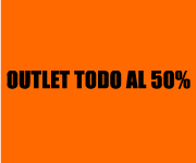 OUTLET TODO AL 50