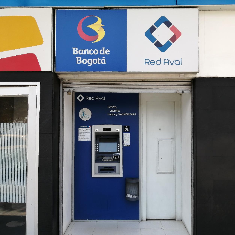 Cajero Banco de Bogotá