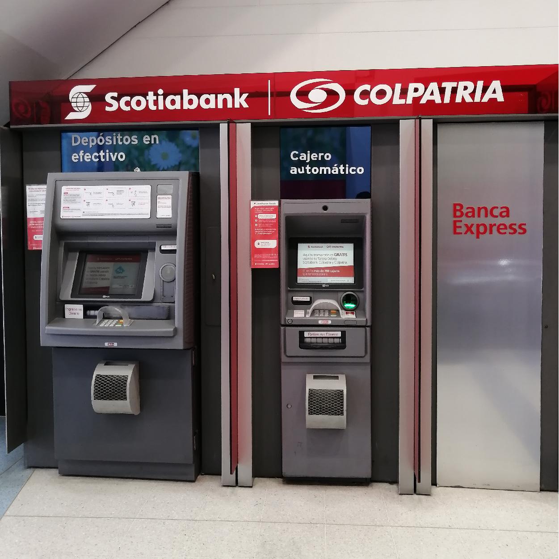 Cajero Scotiabank – Citybank