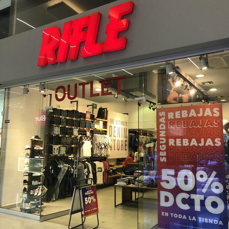 Rifle en Medellín