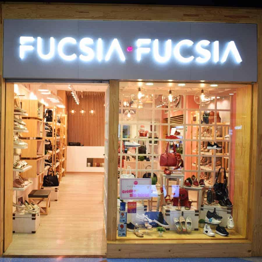 Calzado Fucsia Fucsia