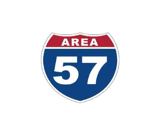 Área 57