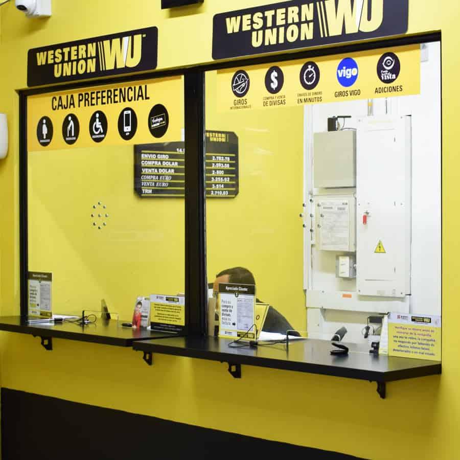 Western Union – Acciones y Valores
