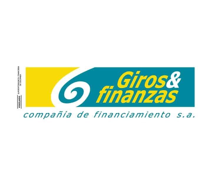 Giros y Finanzas Ubicación