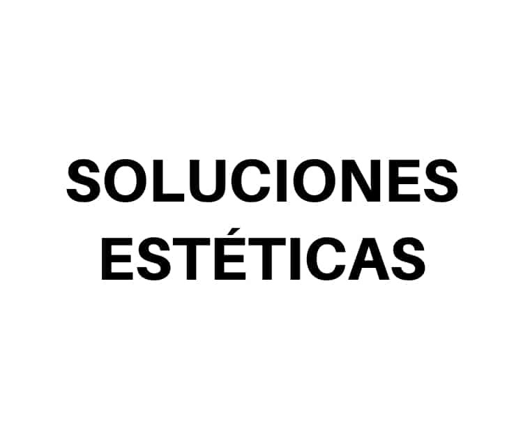 Soluciones Estéticas