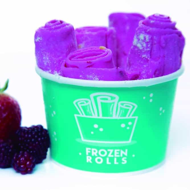 Frozen Rolls