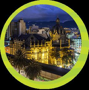 Un recorrido por el Centro de Medellín