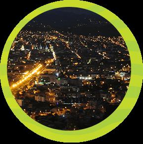 Subir a los Miradores de Medellín