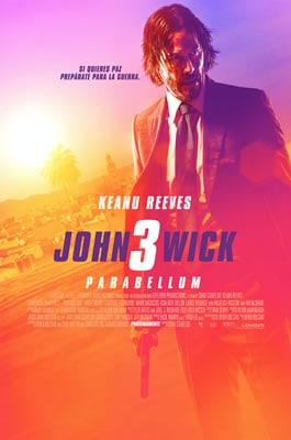 JHON WICK III PARABELLUM