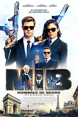 MIB: HOMBRES DE NEGRO INTERNACIONAL