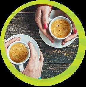 Tomar un buen café en Medellín