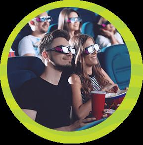 Ver una película ir al Cine