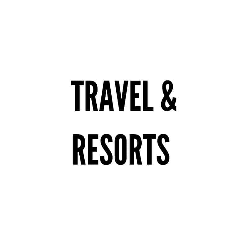 Travel & Resorts