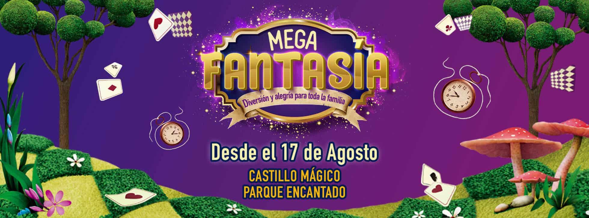 Centro Comercial Medellín - Mega Fantasía