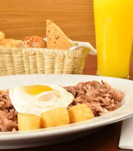 Comida típica de Medellín