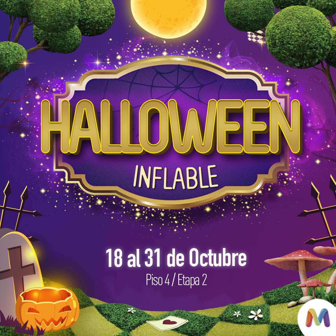 HALLOWEEN INFLABLE