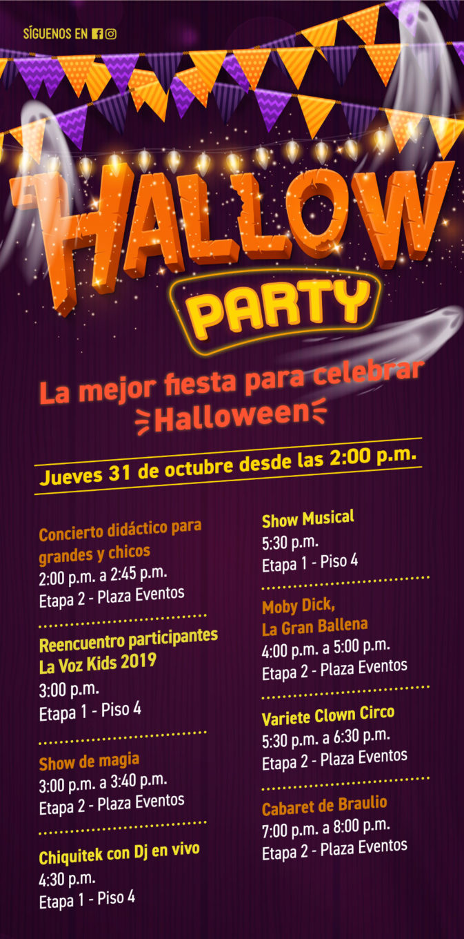 HALLOWPARTY -