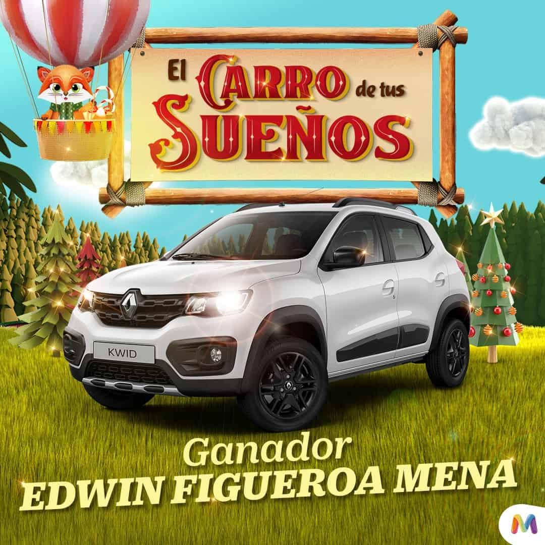 SORTEO EL CARRO DE TUS SUEÑOS