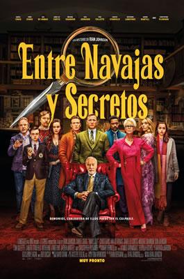 ENTRE NAVAJAS Y SECRETOS