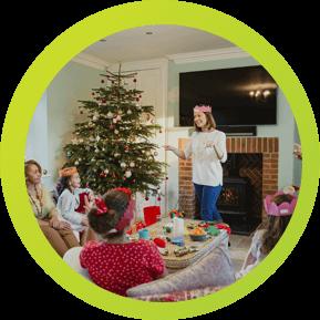 Actividades en Familia en Navidad