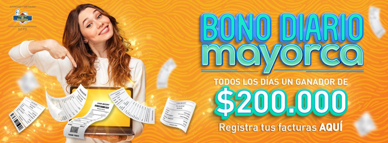 Banner web bono diario