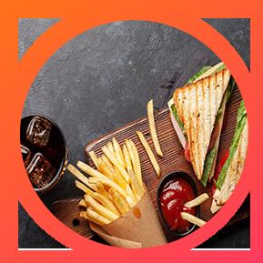Tus Restaurantes favoritos llegan hasta tu hogar -