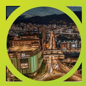 Autocinema en Medellín -