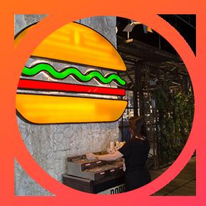 Disfruta los mejores restaurantes de Comida rápida -