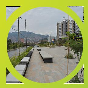 Parques del Río, el nuevo atractivo turístico de Medellín -