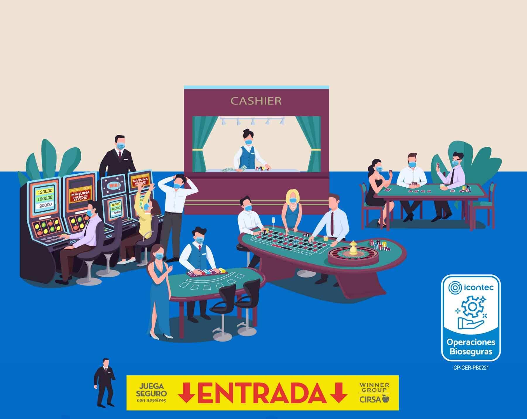 ¡Broadway Casino en Medellín, un lugar para divertirse y jugar seguro -