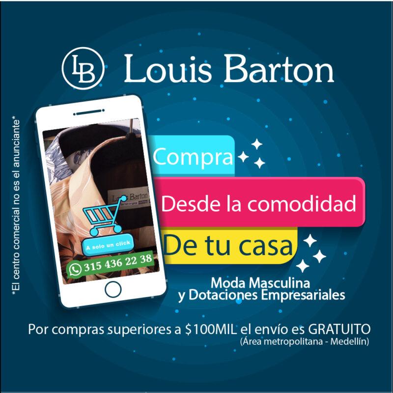 Louis Barton