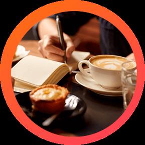 Los mejores cafés para trabajar en Medellín -