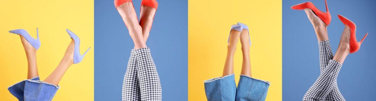 Pantalones de moda para mujer que puedes comprar en Medellín