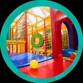 Restaurantes con zona de juegos para niños en Medellín -